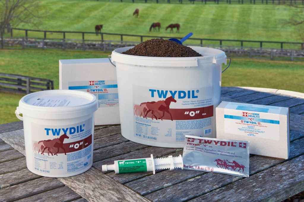 Official USA Distributor For Twydil Equine Products